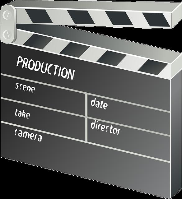 obróbka filmu