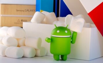 figurka android
