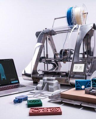 zalety drukarek 3D